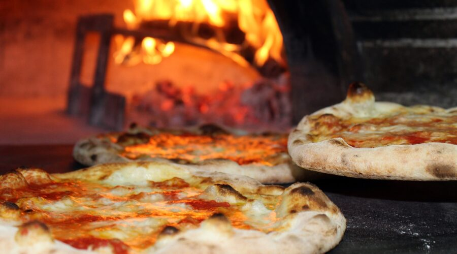 L'histoire de la pizza