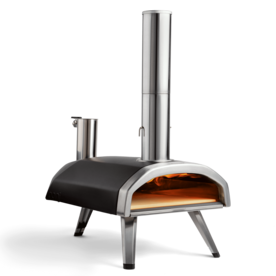 Four à pizza portatif à usage extérieur Ooni Fyra 12 pour pizza party, Pizzaeo